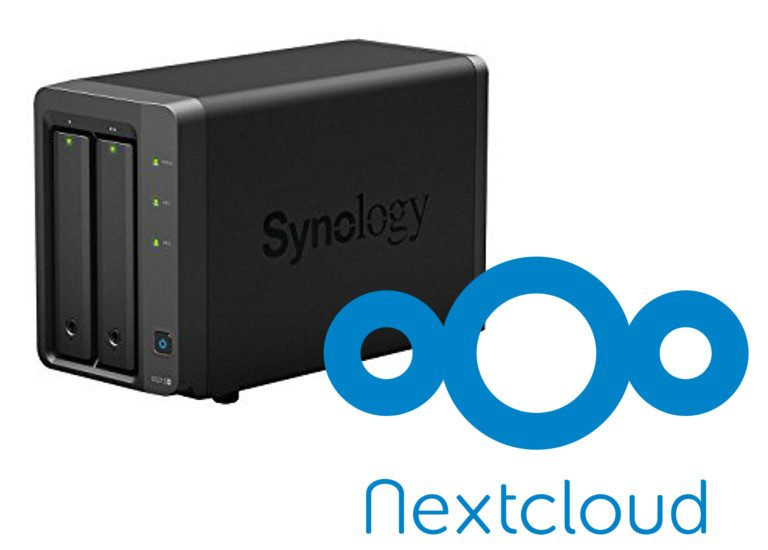 Your own cloud: Nextcloud installation on a Synology DiskStation and DSM 6