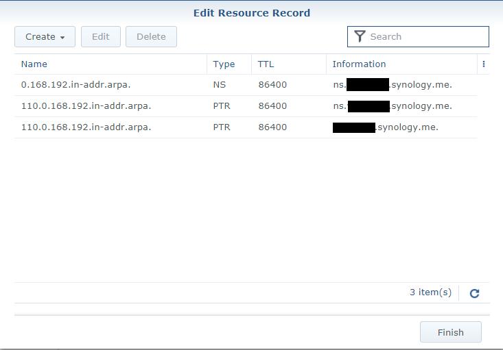 External access on a DiskStation (Nextcloud on a DiskStation