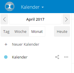 Kalenderverwaltung