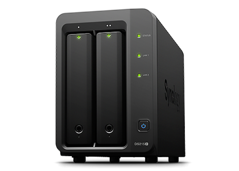 Synology DiskStation Tutorial: DiskStation Setup