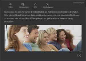 Video Station - Einführung