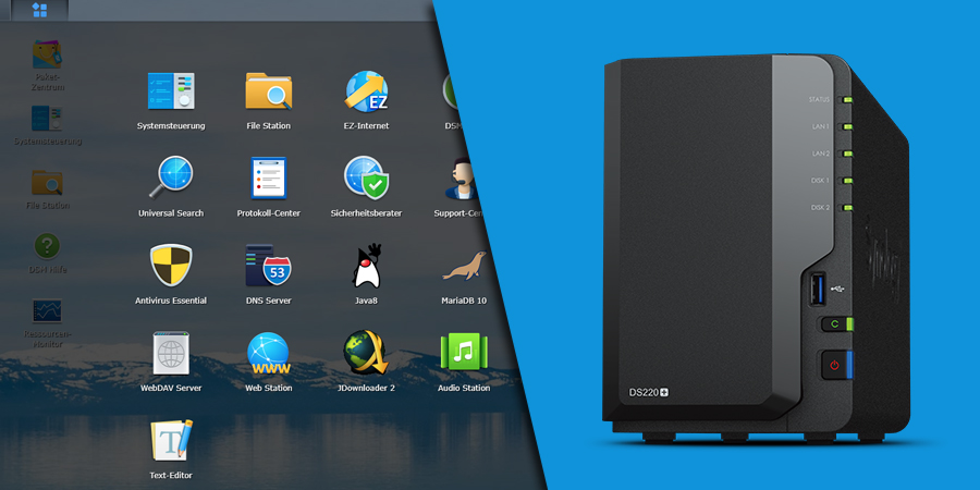 Synology DIskStation DSM 6
